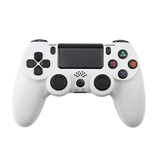 XFF Controlador Gamepad Adecuado para PS PS 4 Controlador Bluetooth Inalámbrico Joystick PS3 Doble Vibración, Regalo Sorprendente