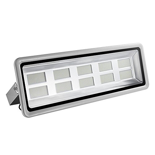 LED Flood Light,CHUNNUAN, 1000W,6000-6500K (Cold White),100000lm, IP65 Waterproof,Aluminium Strahler, CE and ROHS Certified Outdoor Security Lights Garden Landscape Super 110V (Cold White, 1000w)