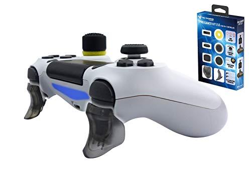 Kit e-sport avec Grips/Mousses de précision pour Manette/Gâchettes pour PS4/Slim/Pro