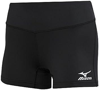 Mizuno Victory 3.5  Inseam Volleyball Shorts Black
