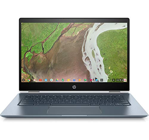 HP Chromebook 14' x360 Touchscreen Laptop (Intel Core i3, 8GB SDRAM, long last battery, FHD Touch display) 14-da0021nr