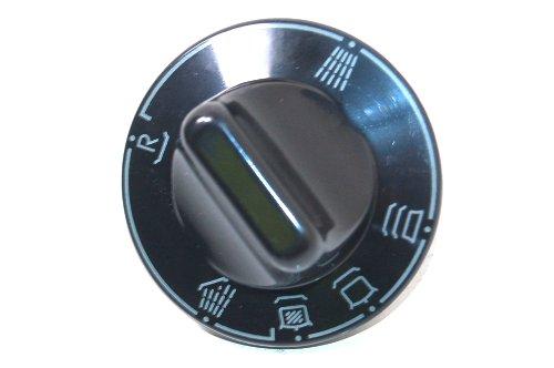 Ariston C00041206 Geschirrspülerzubehör/MGD/Geschirrspüler Brown Steuerknopf