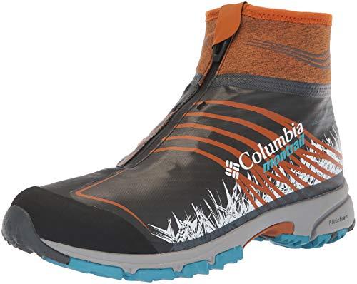 Columbia Men's Mountain Masochist IV Outdry XTRM Winter Hiking Shoe, Graphite, Bright Copper, 9...