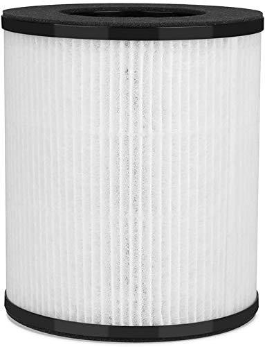 toyuugo VK-6067B Luftreiniger Ersatzfilter, Hocheffizienter HEPA-Kombifilter Ersatzfilter kompatibel mit toyuugo Luftreiniger…