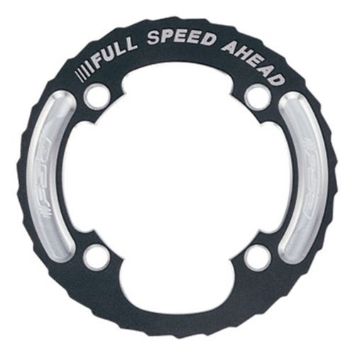 Full Speed Ahead FSA 104mm Bash Ring 4-Bolt Bicycle Chainguard - 380-5000