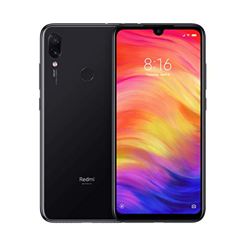 Smartphone Xiaomi Redmi Note 7 Android 9 Tela 6.3 Octa-Core 2.2 Ghz 4GB RAM 128GB Versão Global