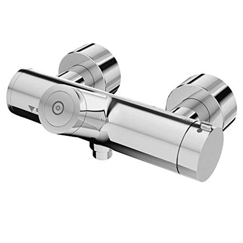 Schell - Volver-grifo de la ducha vitus vd-c-tu mezclador termostático, cromo