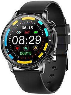 QLKJ Relojes Inteligentes Fashion para Impermeable Monitores de Actividad Fitness Tracker con Monitor de Sueño Pulsómetros Podómetro Compatible