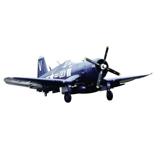 Corsair F4U blue 1400mm Version 3 FMS PNP