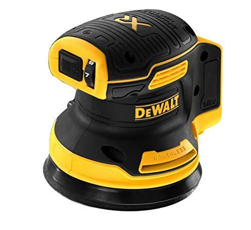 DEWALT DCW210N-XJ Solo Device Roll Over Image to Zoom DCW210N Cordless Orbital Sander Brushless 18 V