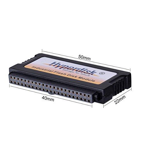 hotusi 44Pin IDE 16GB MLC Vertikal Dom/SSD/Disk On Module für industrielle oder Unternehmen PC Interne Festplatte