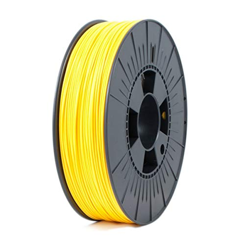 Price comparison product image ICE Filaments ICEFIL1PLA013 PLA filament,  1.75mm,  0.75 kg,  Young Yellow