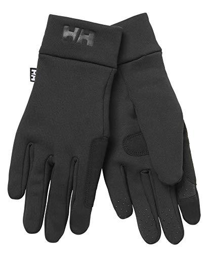 Helly Hansen Fleece Touch Glove Liner Guantes táctiles Unisex con Forro Polar para Invierno, Hombre