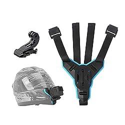 12 Best Gopro Helmet Mounts Motorcycle Bike Snowboard