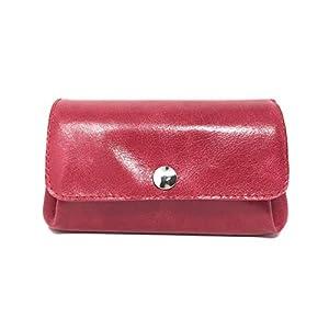 Portemonnaie Leder pink Geldbörse Geldbeutel Damen
