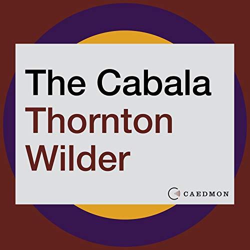 The Cabala audiobook cover art