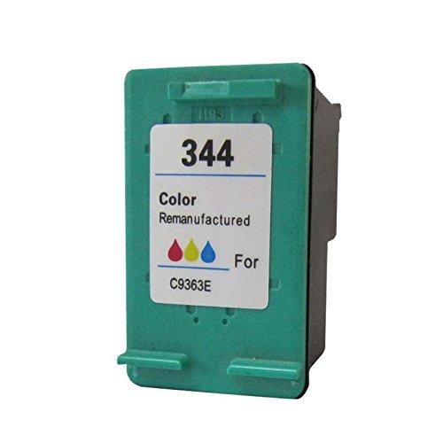 Cartucho Tinta Compatible para HP 344 XL / C9363EE Tricolor 21ml T91