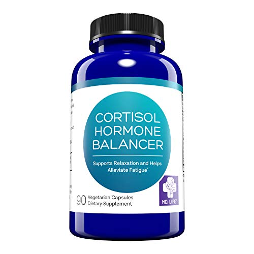 MD. Life Cortisol Hormone Balancer (90 Servings)