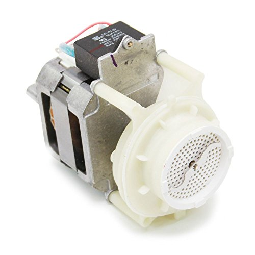 GE WD26X10053 Dishwasher Pump and Motor Assembly Genuine Original Equipment Manufacturer (OEM) Part