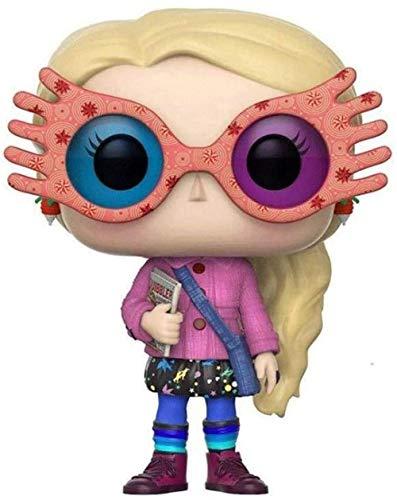 TIANXIAWUDI Pop Movie et Le Prince de Sang-mêlé Luna Lovegood Figurine 3 9 Figurines