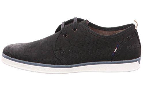 FRETZ men Hull, Zapatos de Cordones Derby Hombre, Color Negro, 46 EU