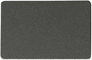 Eaton 22mm Rectangular Blank Insert Legend Plate, Polyester, Silver - M22-XST, 20 packs