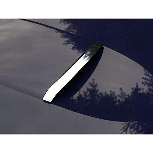Elite Auto Chrome Stainless Steel Hood Scoop Trim fits 2002-2004 Ford Thunderbird