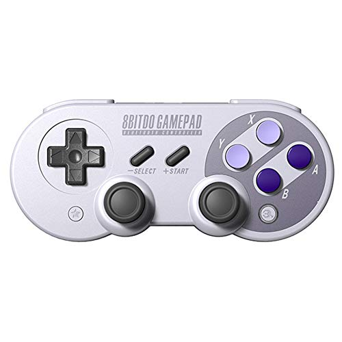 LCL PC de Control, Gamepad, Bluetooth 4.0, USB Tipo C Interfaz de Carga, para Windows, Android, MacOS, Vapor, Interruptor de Nintendo