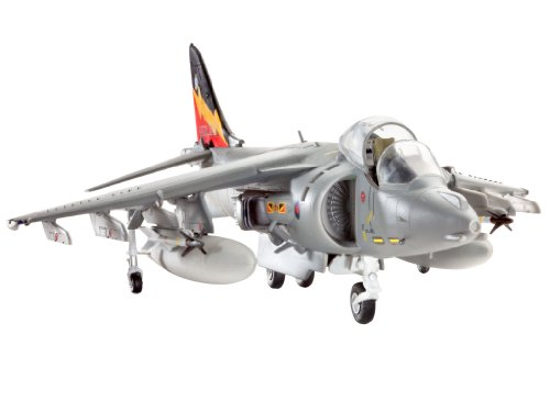 Revell BAe Harrier GR MK.7 1:72 Assembly Kit Fixed-Wing Aircraft - maq