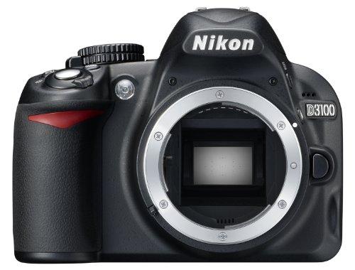 Nikon D3100 Fotocamera digitale 14.8 megapixel