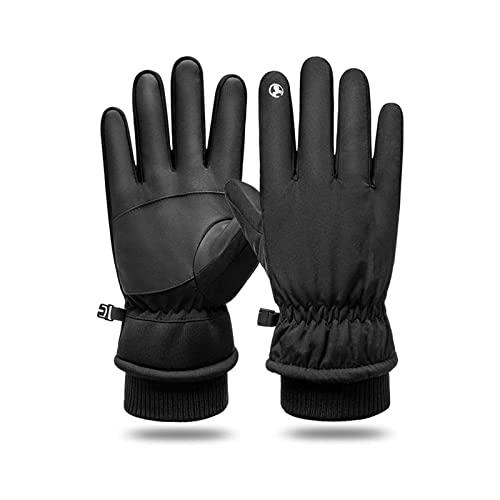 Schmuckshushan Handschuhe Warme Winterhandschuhe Outdoor Fahrradhandschuhe Laufhandschuhe mit Touchscreen für Männer Frauen