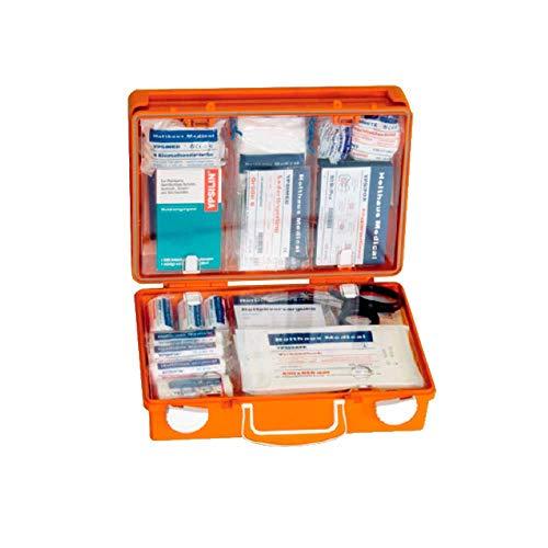 Holthaus Medical Füllsortiment Din-Füllung Erste-Hilfe Verbandsmaterial, f. Betriebe, DIN13157 erweitert