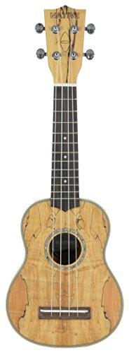 Ukelele de madera de arce nativa de la marca Chord 21