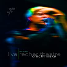 Live: Recher Theatre 06.19.99 by Crack The Sky (2011-07-12)