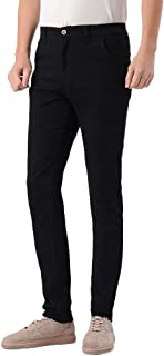 black pants skinny men