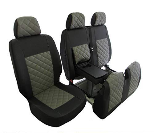 Texmar Designet - Fundas de asiento para Mercedes Spring Craft 2006 –...