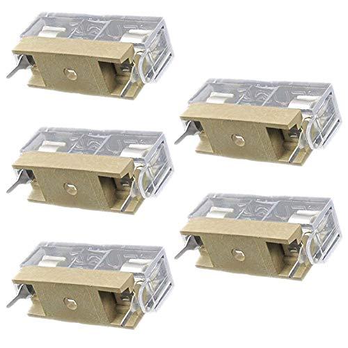 Yohii AGU Fuse PCB Panel Mount Holder Case - 5pcs