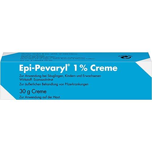 Epi-Pevaryl 1% Creme bei Pilzerkrankungen, 30 g Creme