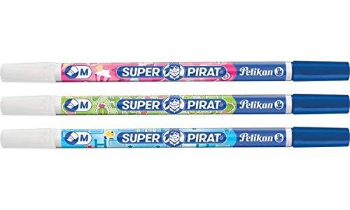 "Pelikan 671727 Tintenl""scher Super Pirat 850BP, breit, Rundspitze"