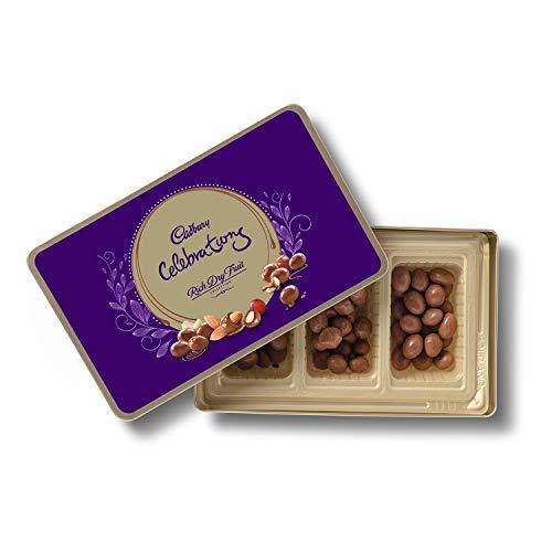 Cadbury Celebrations Rich Dry Fruit Chocolate Gift Box, 177 g 3