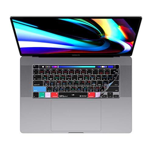 로직 프로 X 키보드 커버 16 맥북 프로 2019 | 2020-당신의 손끝에서 바로 가기의 모든