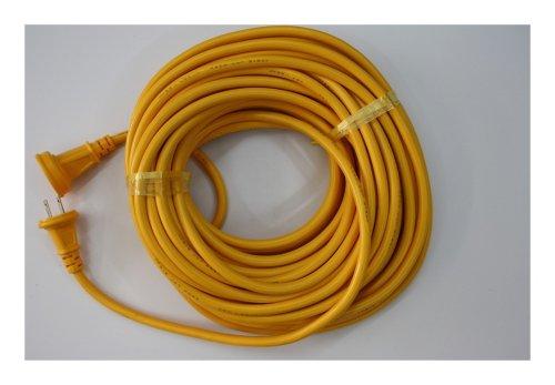 宏和工業 KOWA 防雨コード ソフト KRW69-20 キイロ [0692]