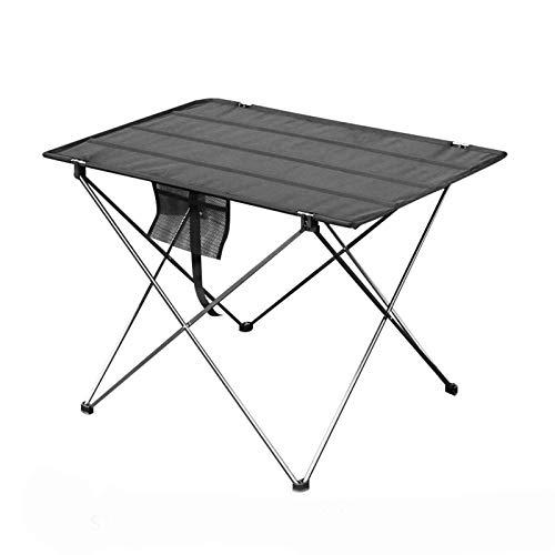 YGWE Tavolo PieghevoleTavolo Pieghevole Portatile Camping Mobili da Campeggio Tavoli da Letto per Computer