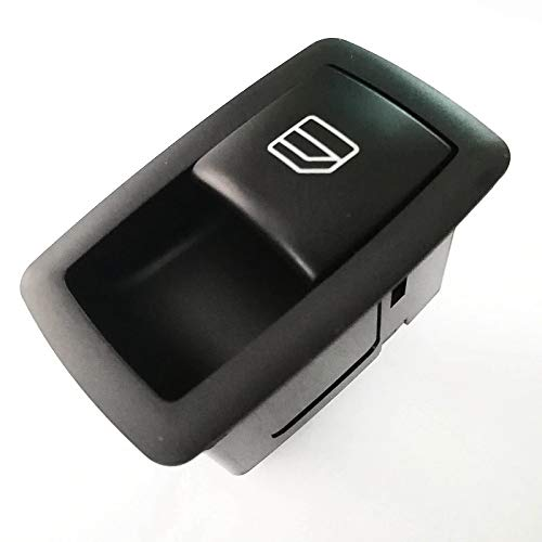 Interruptor de la ventana Interruptor de control de ventana Interruptor de ventanas de encendido Compatible con MERCEDES-BENZ 2006-2013 W251 W169 W245 x164 W164 OEM 2518200510 A2518200510 Reemplazo
