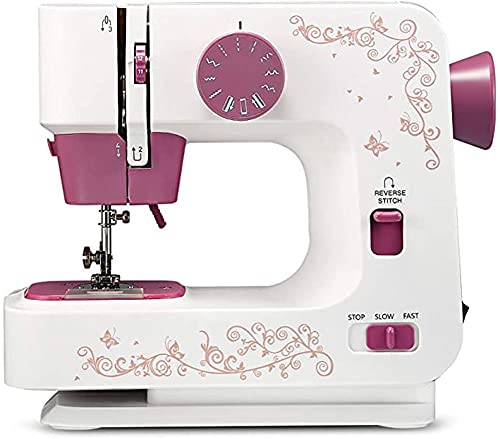 HGDM Sewing Machine Electric for Beginners Adult Embroidery Household Electric Desktop Sewing...