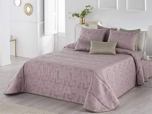 Antilo Fundeco - Colcha bouti Vera Cama 180 Cm - Color Rose