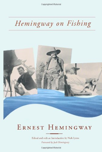 Image OfHemingway On Fishing