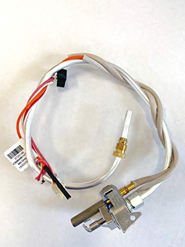 Reliance Gas Thermopile Assembly 100112330 9007876005 9007870005 100093980 Water Heater Pilot Assy Compatible with Reliance, State, A.O. Smith, and American Branded Heaters