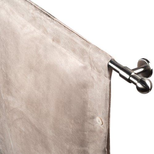 Madura Montana - Cabecero para cama, gris, 160 x 90 cm