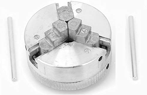 Hazmemejor Portabrocas de Metal - Z011 Accesorio de Abrazadera de Mandril de...